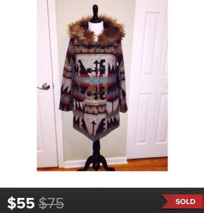 Tribal Coat
