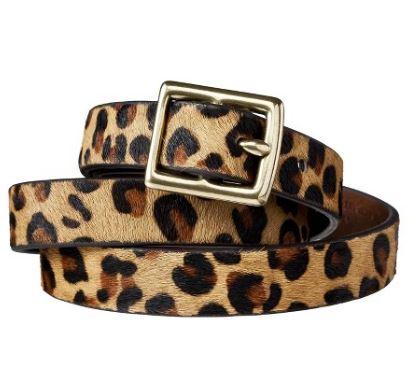 Beloved Favorites: LeopardBelt