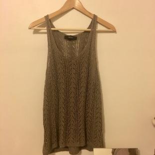 F21 Crochet Tank - Trends