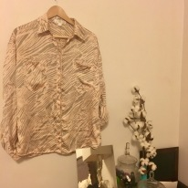 Pale Pink Blouse - Work